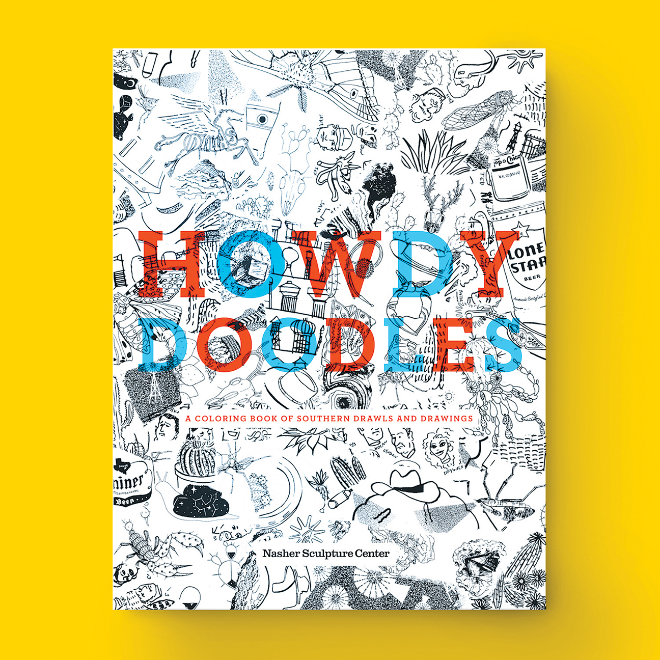 Howdy Doodles Coloring Book